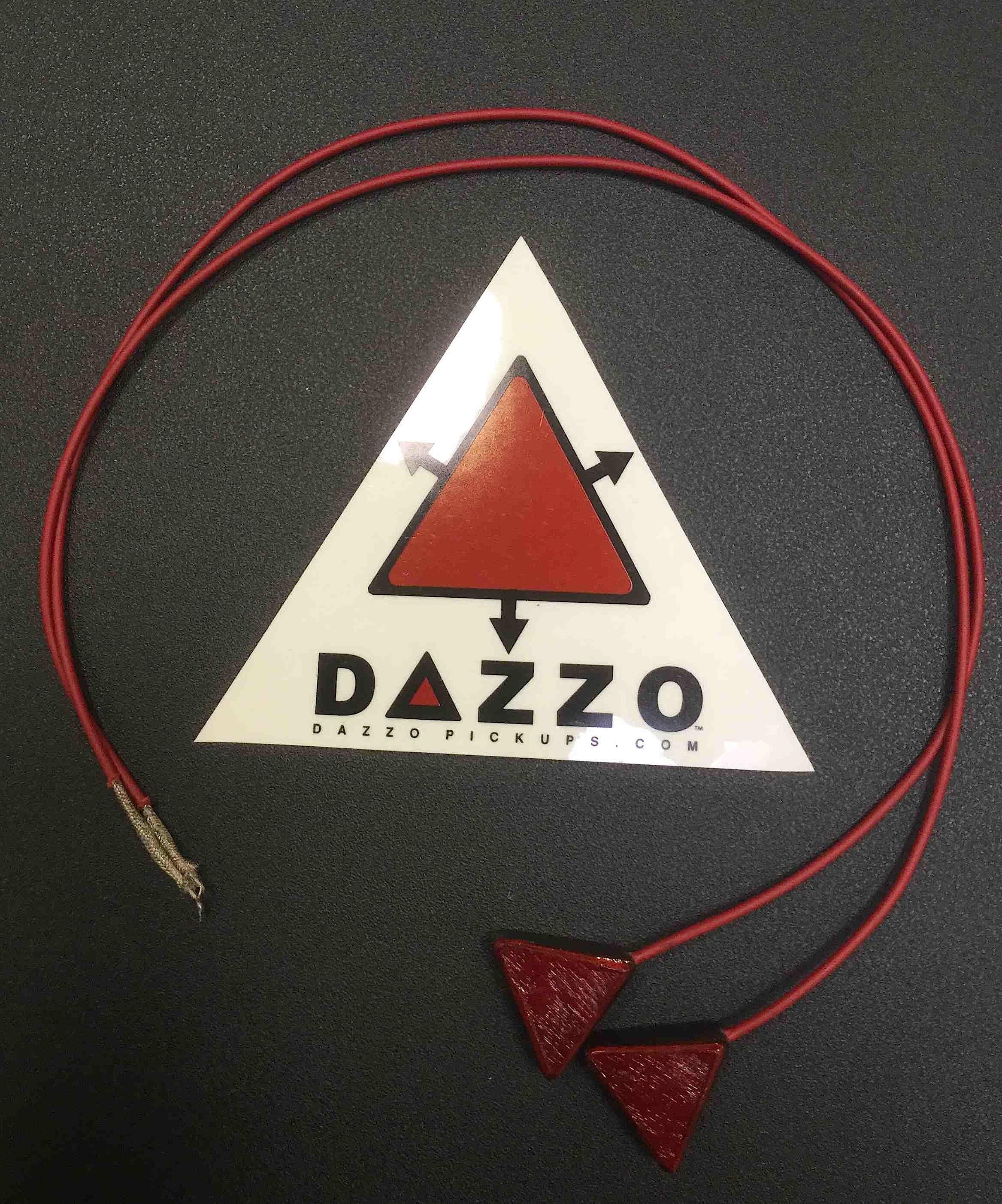 Dazzo 70 Duo Guitar Set