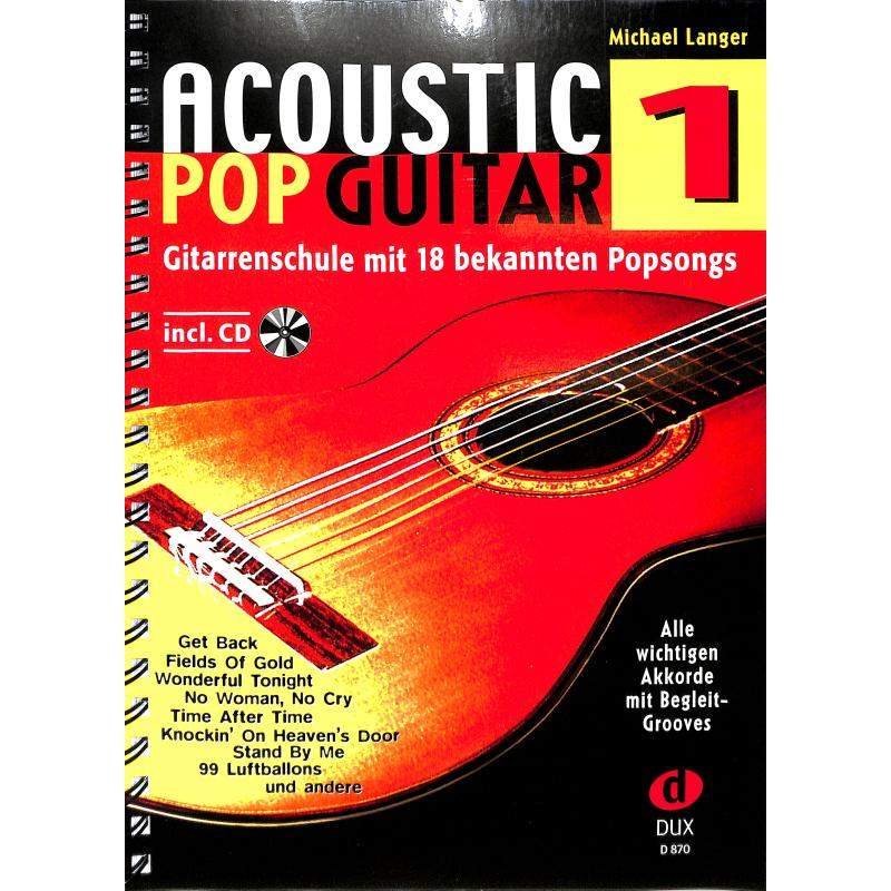 Acoustic Pop 1 Langer