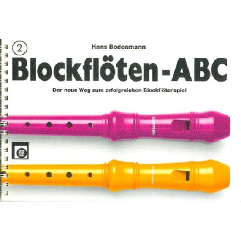 Bodenmann Blockflöten ABC 2