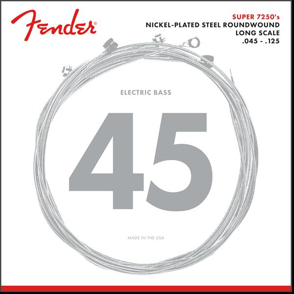 Fender 7250 NPS 045/125