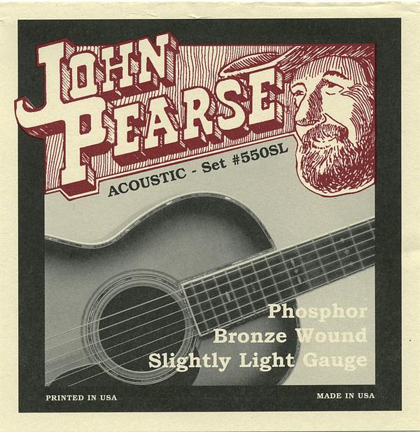 John Pearse Ph. Bronze 550 SL