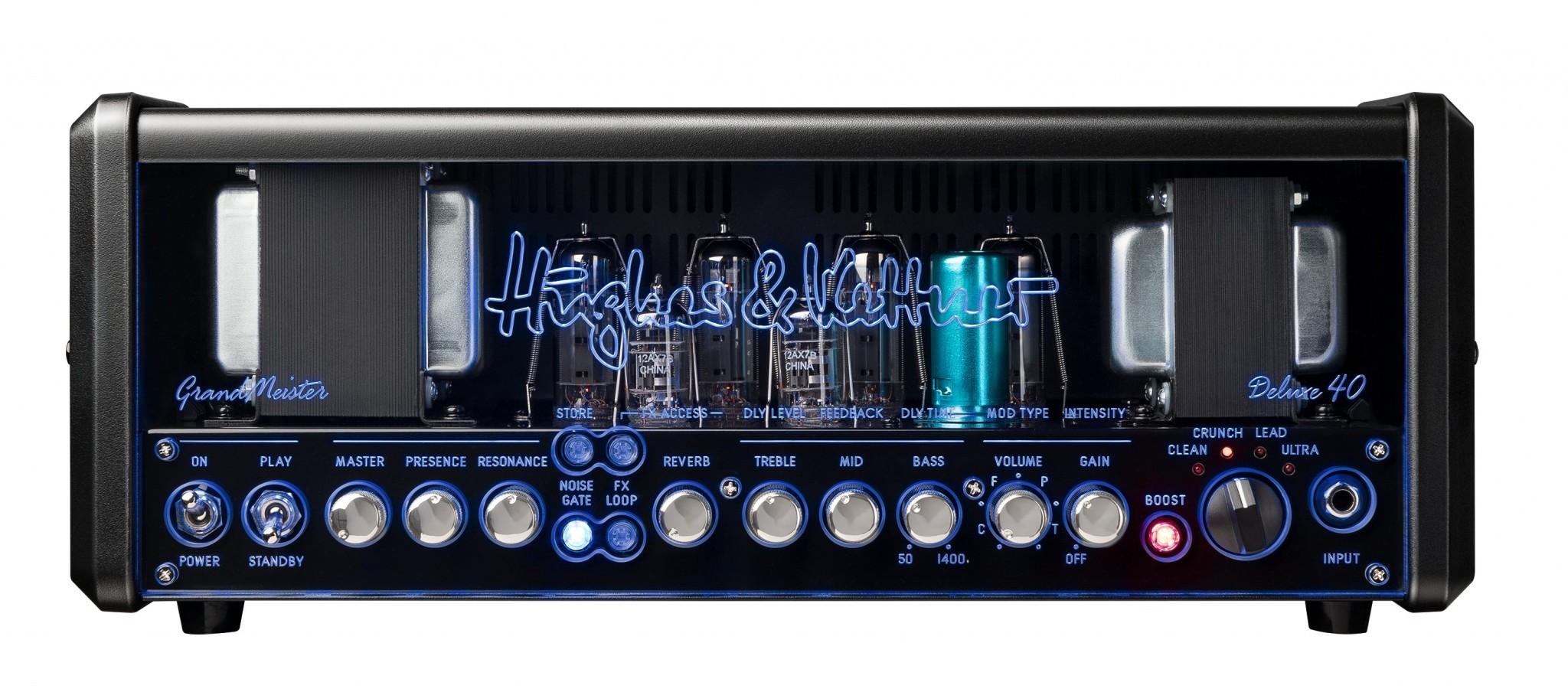 Hughes + Kettner Grandmeister Deluxe 40