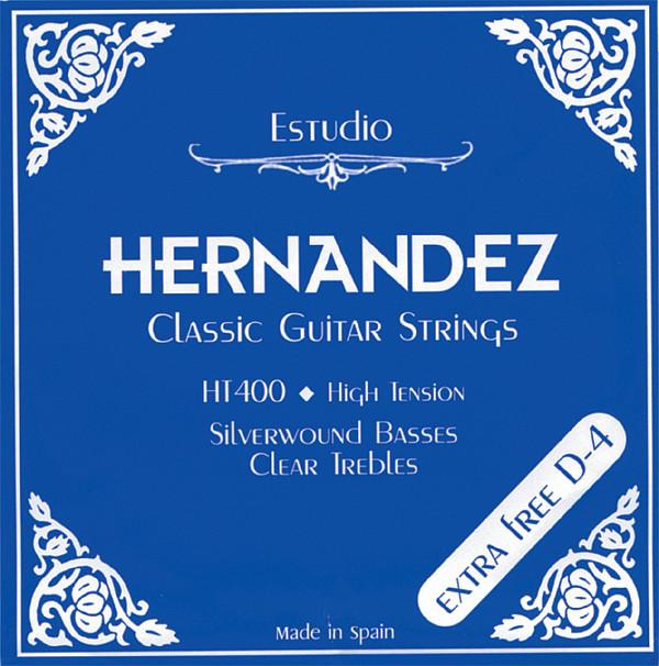 Hernandez Klassik blau High Tension