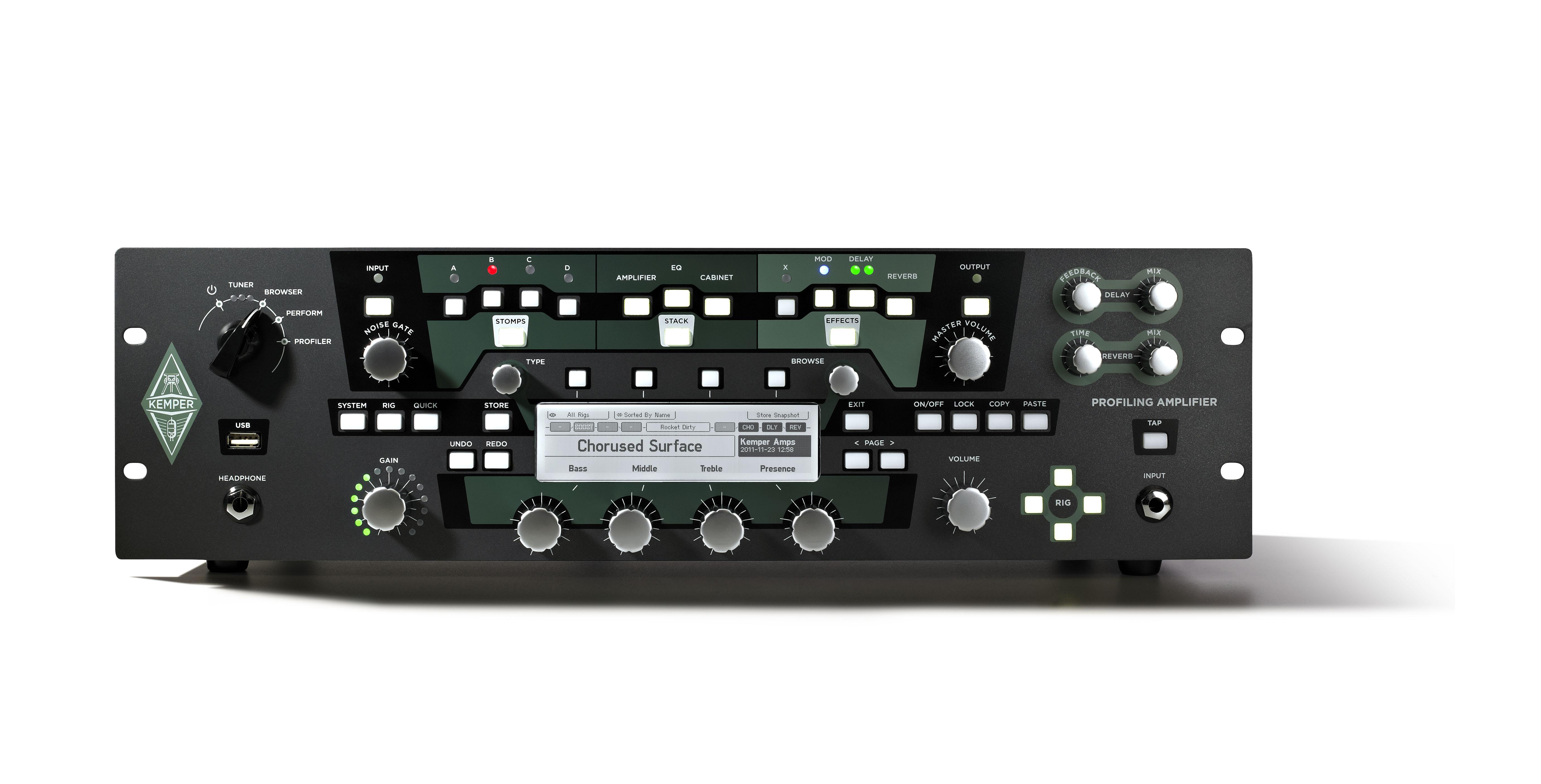 Kemper Power Rack
