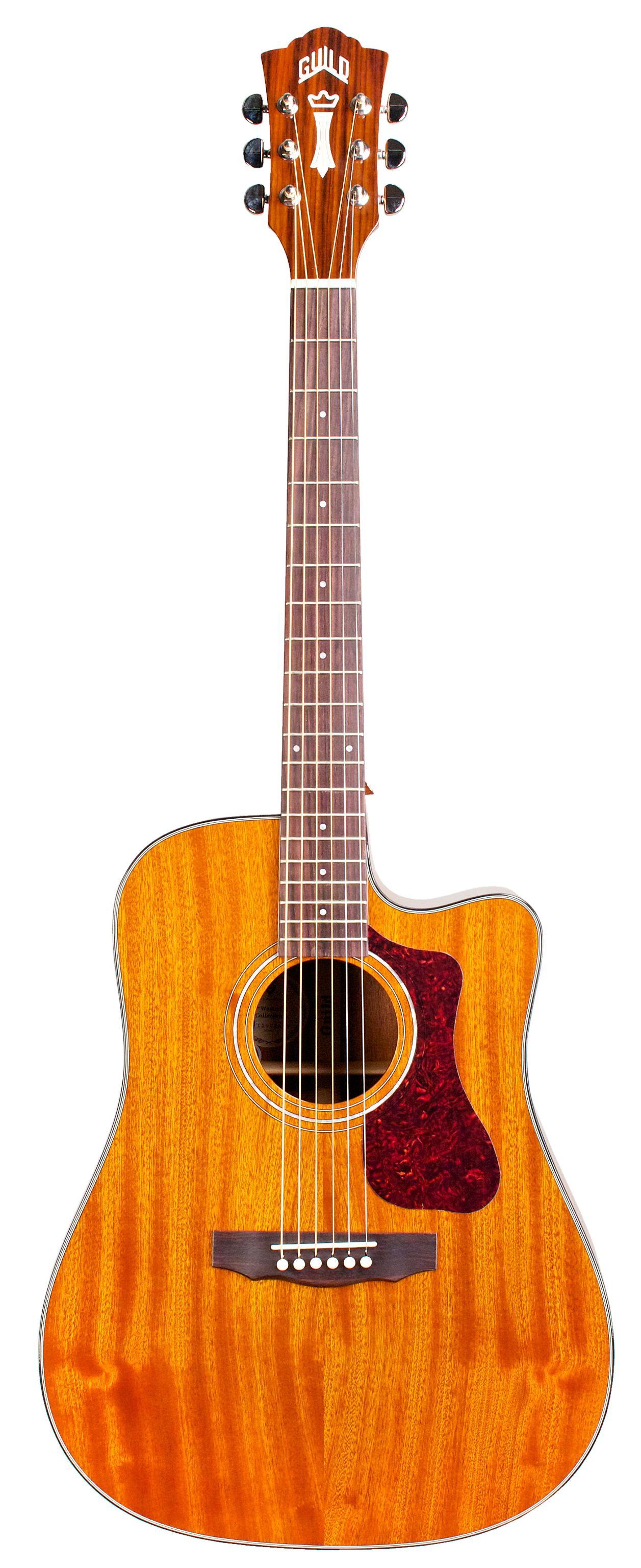 Guild D 120 CE Natural Westerly