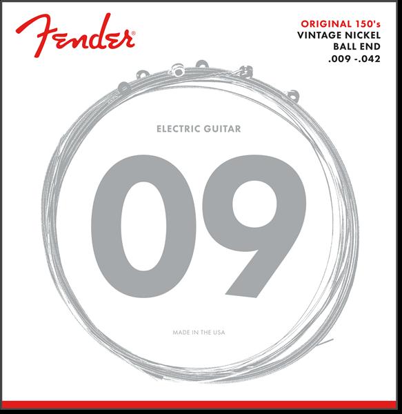 Fender 150 Pure Nickel 009/42