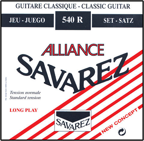 Savarez Alliance 540 R
