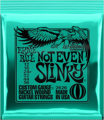 Ernie Ball Not Even Slinky 012/56
