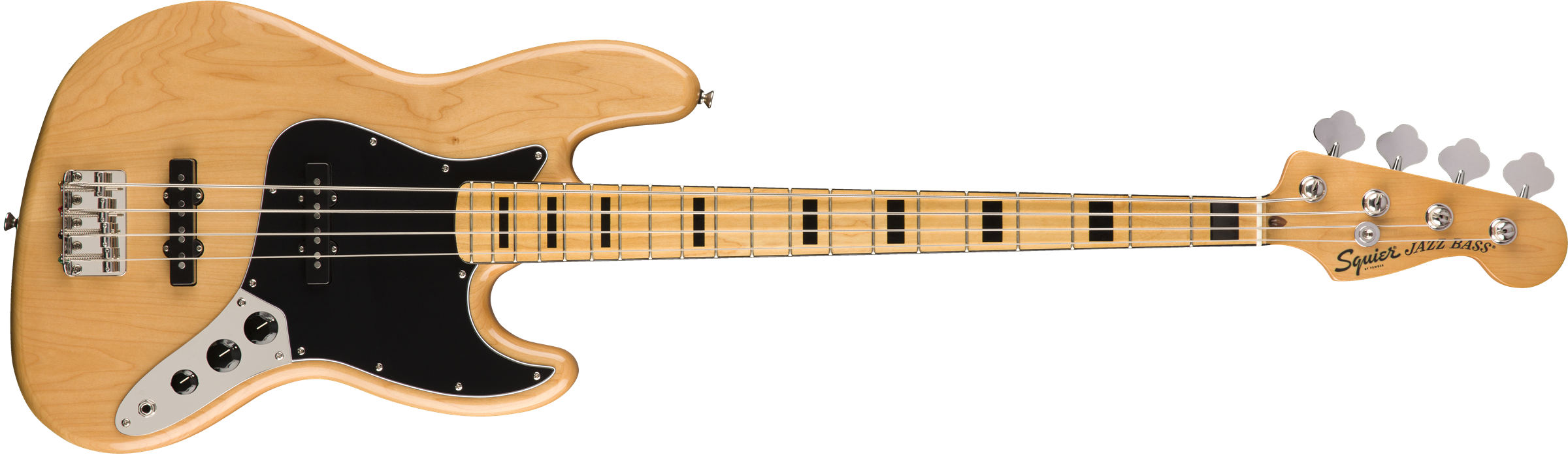 Squier Classic Vibe 70 Jazzbass  MN Natural