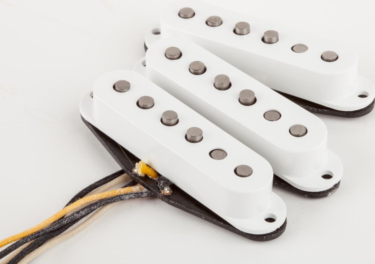 Fender CS Texas Special Strat Pickupset (3)