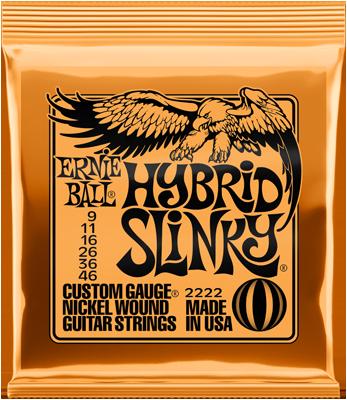 Ernie Ball Hybrid Slinky 009/46