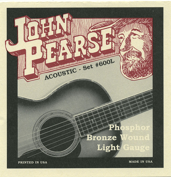 John Pearse Ph. Bronze 600 L