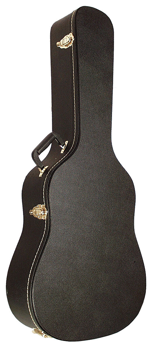SCC Koffer Konzertgitarre flacher Deckel