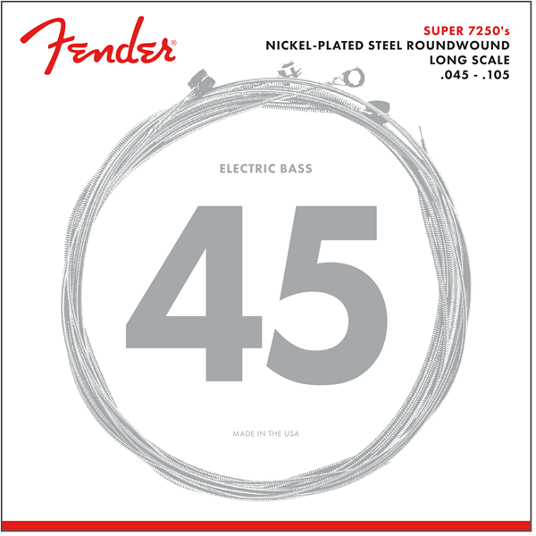 Fender 7250 NPS 045/105