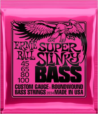 Ernie Ball Super Slinky Bass 045/100