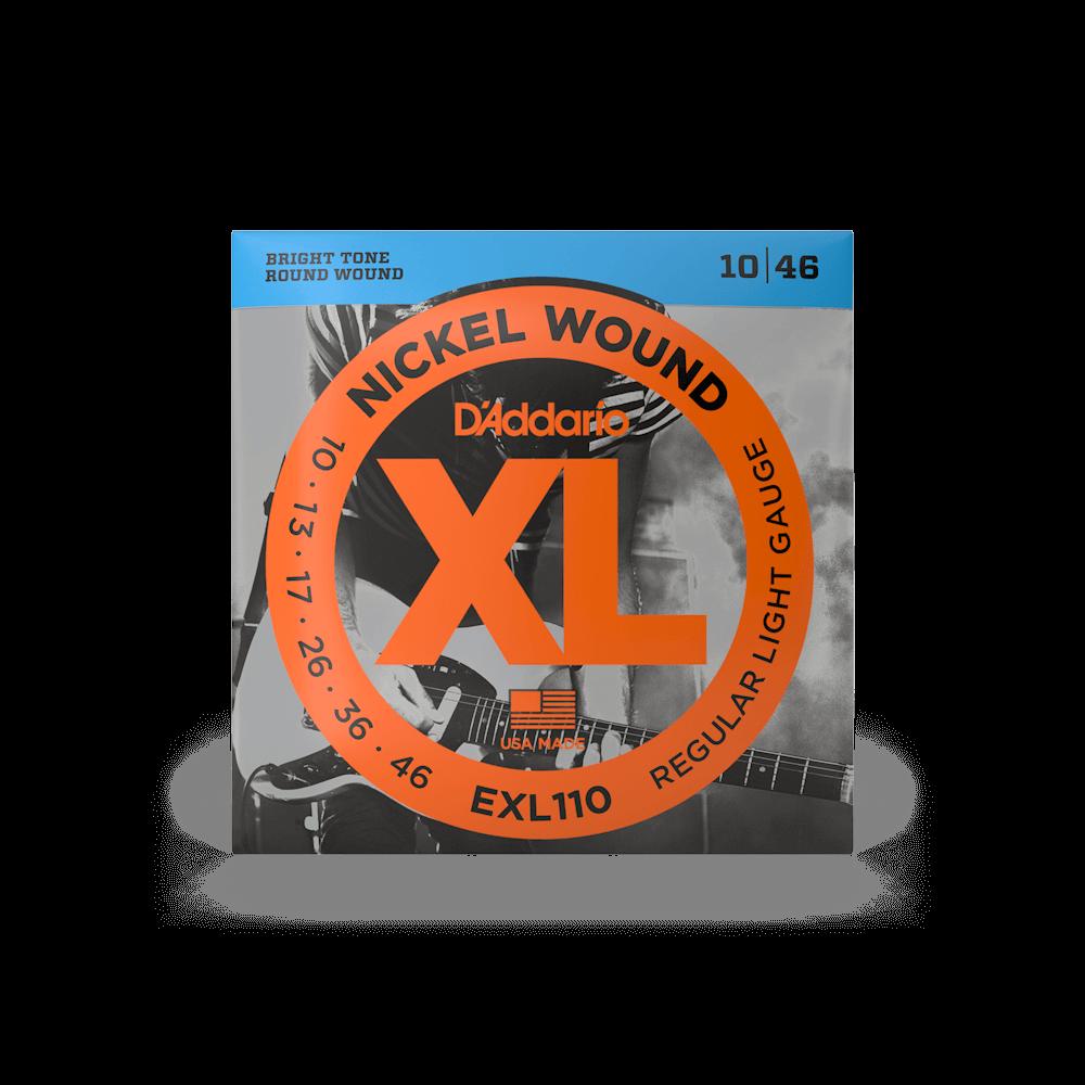 Daddario EXL 120 009/42