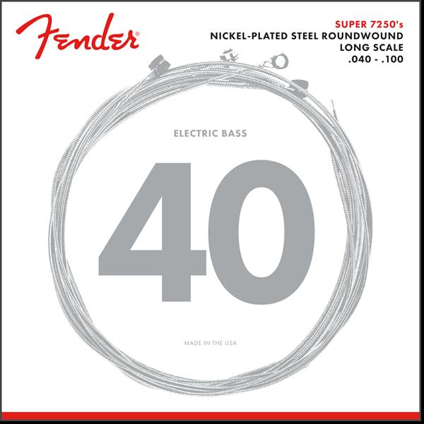 Fender 7250 NPS 040/100