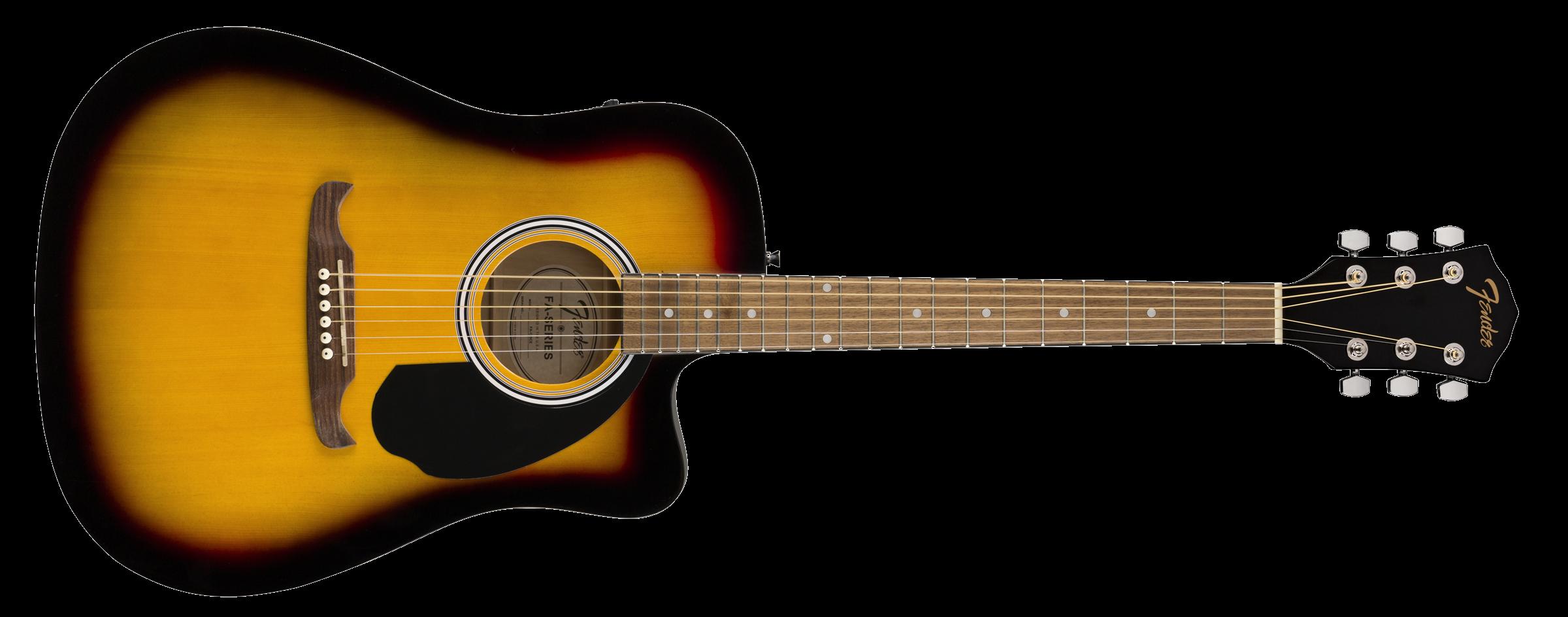 Fender FA 125 CE SB