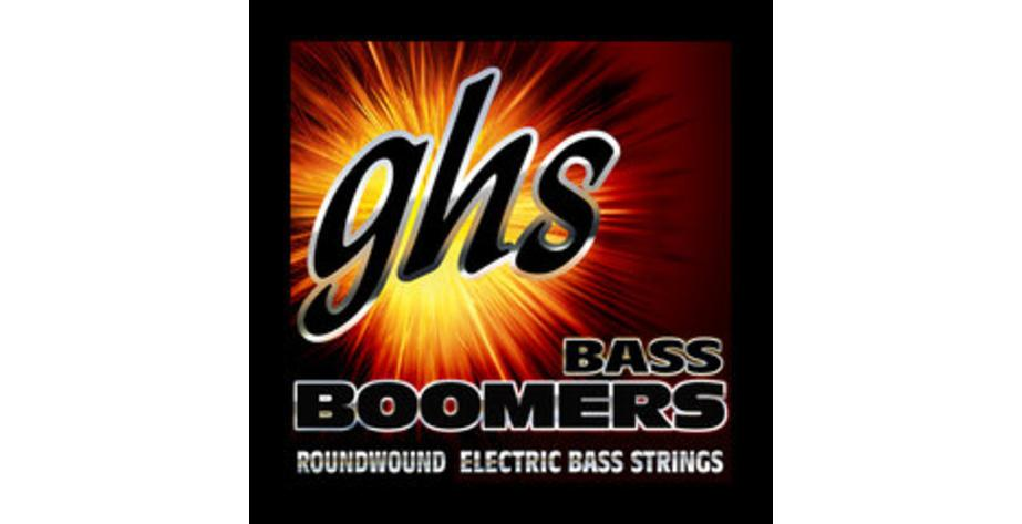 GHS  Boomers Bass  045/095  Short Scale 3045