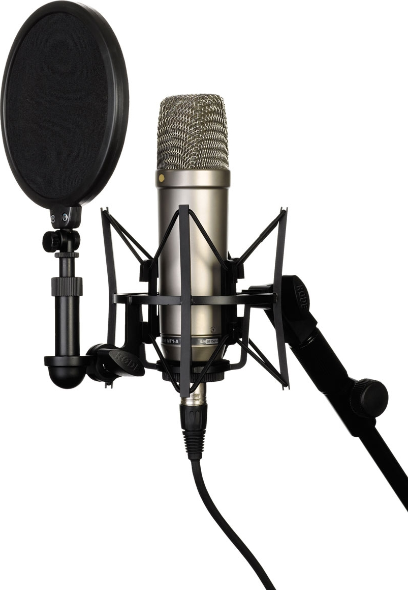Rode NT1 A Complete Vocal Recording