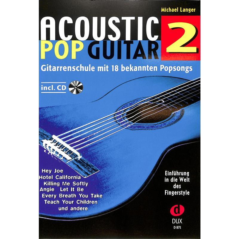 Acoustic Pop 2 Langer