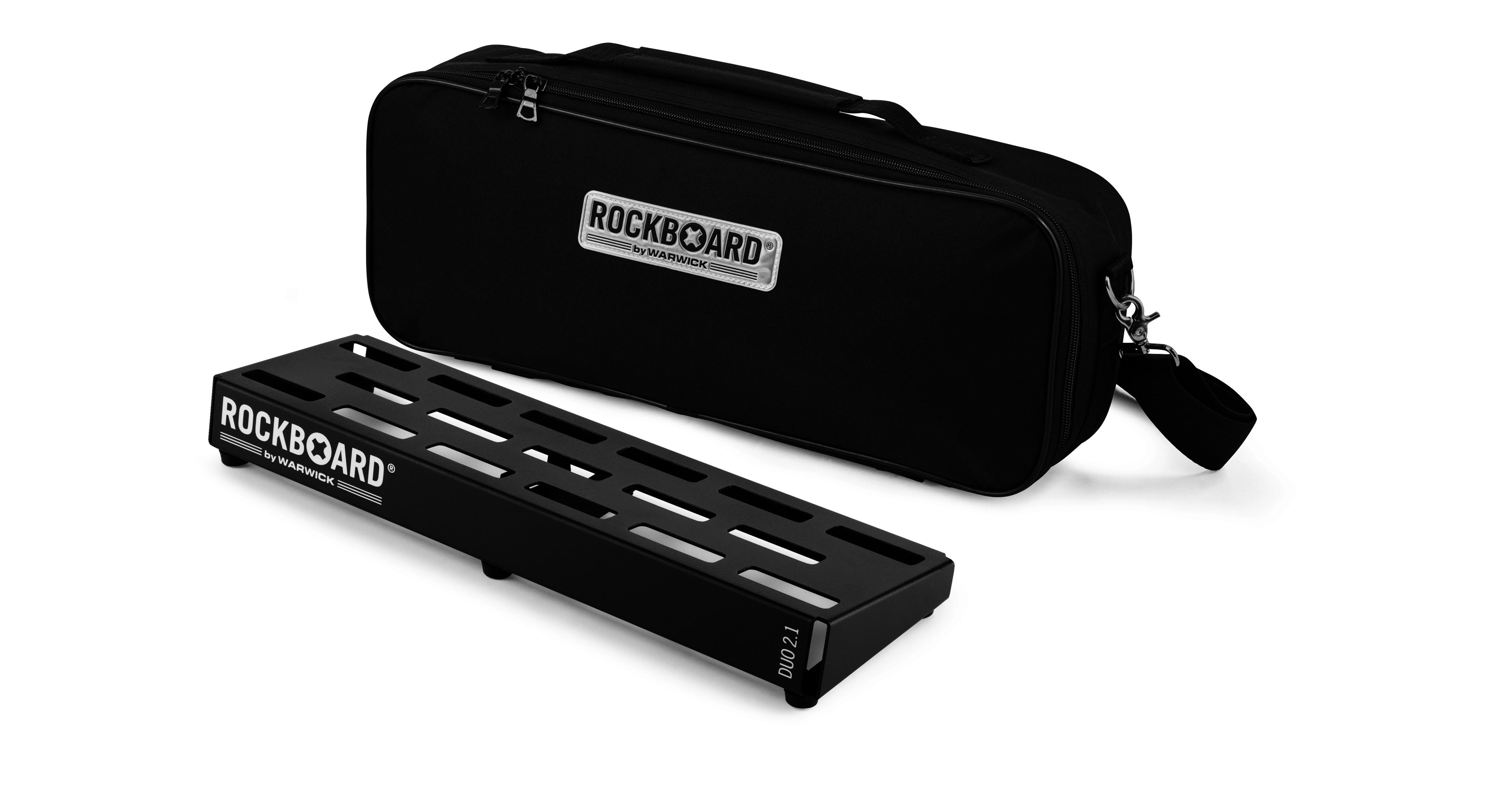 Warwick Rockboard 2.1 Duo w/bag