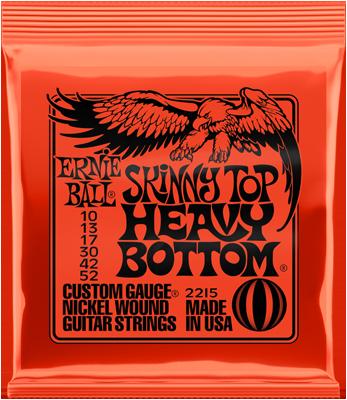 Ernie Ball Skinny Top Heavy Bottom 010/52