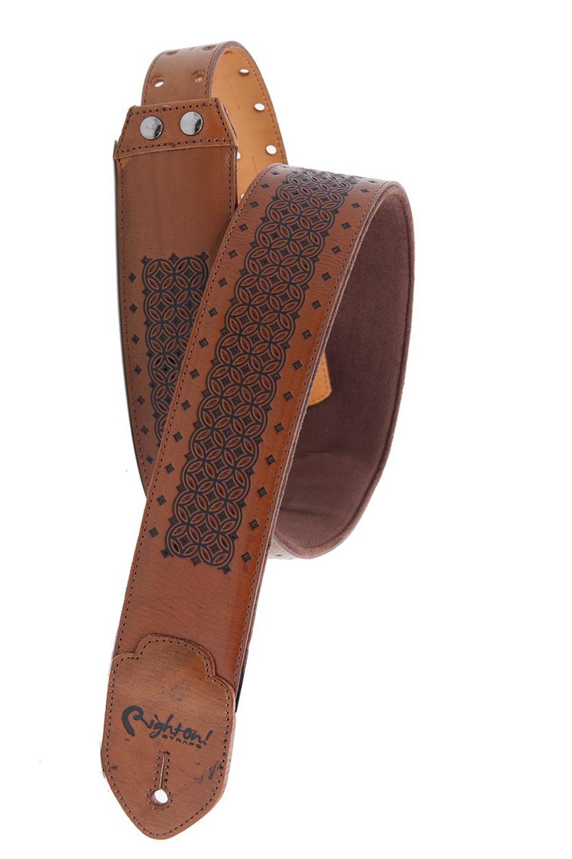 Gurt  RightOn! Leathercraft Granada Woody