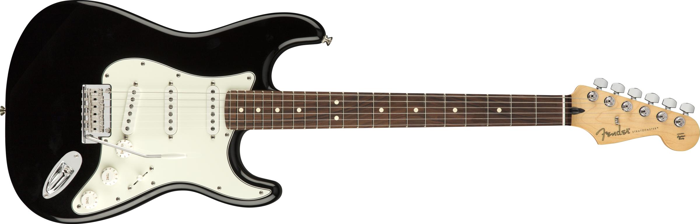 Fender Player Strat SSS PF Black