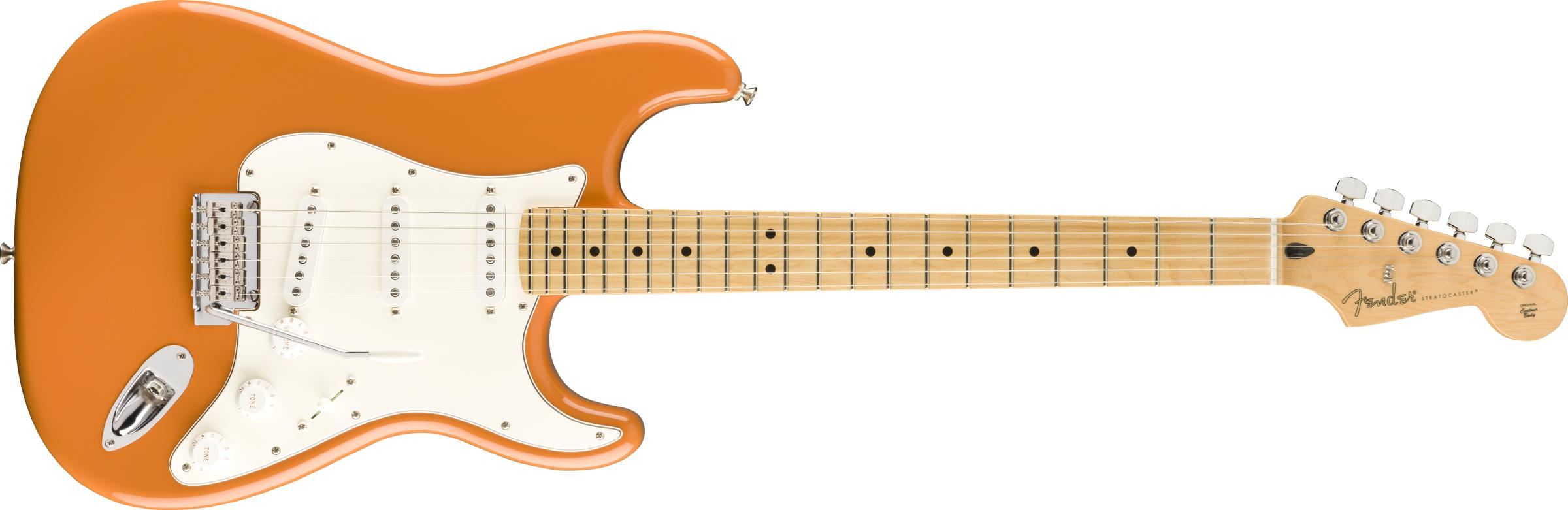 Fender Player Strat SSS M Capri