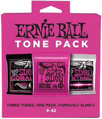 Ernie Ball 3er Tone Pack EB 3333