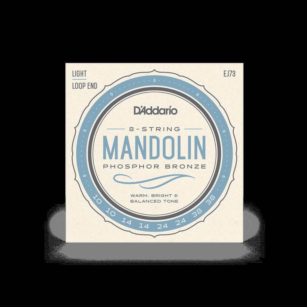 Daddario EJ 73 Mandoline