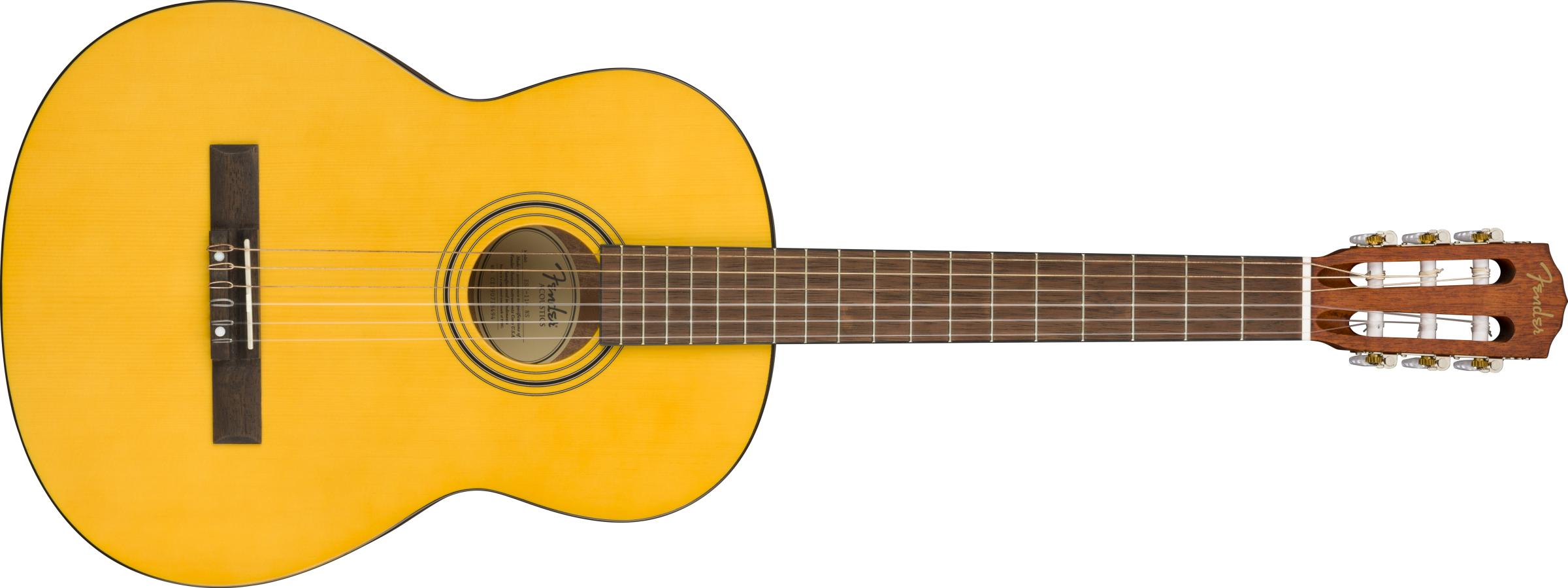 Fender ESC 110 Klassikgitarre Wide Neck 4/4