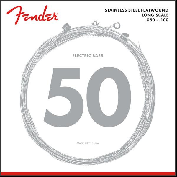 Fender 9050 ML Flatwound 050/100