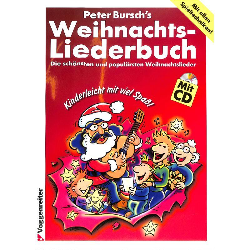 Bursch Weihnachtsliederbuch