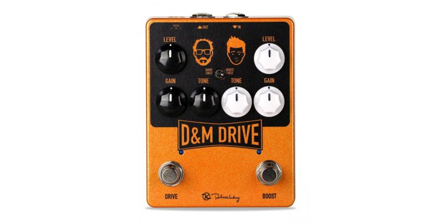 Keeley D+M Drive