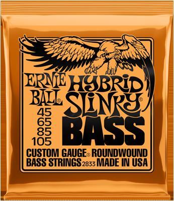 Ernie Ball Hybrid Slinky Bass 045/105