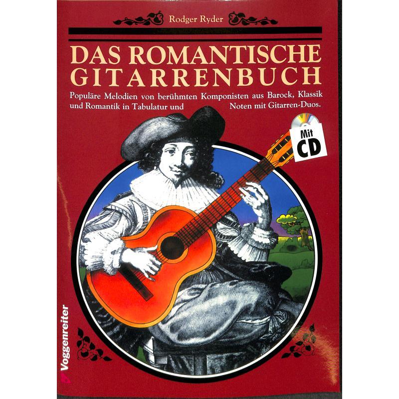 Das romantische Gitarrenbuch
