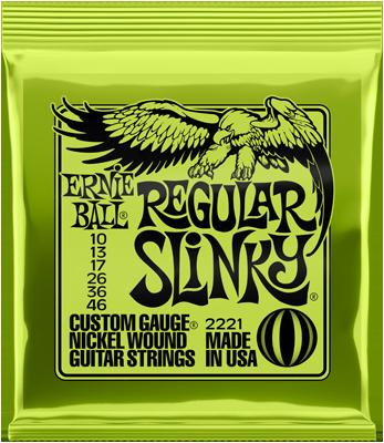 Ernie Ball Regular Slinky 010/46