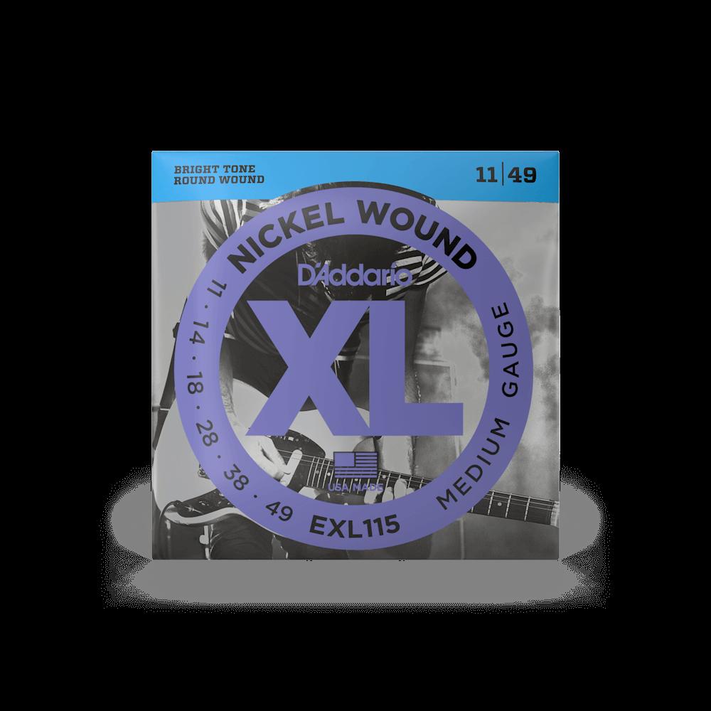 Daddario EXL 1115 011/49