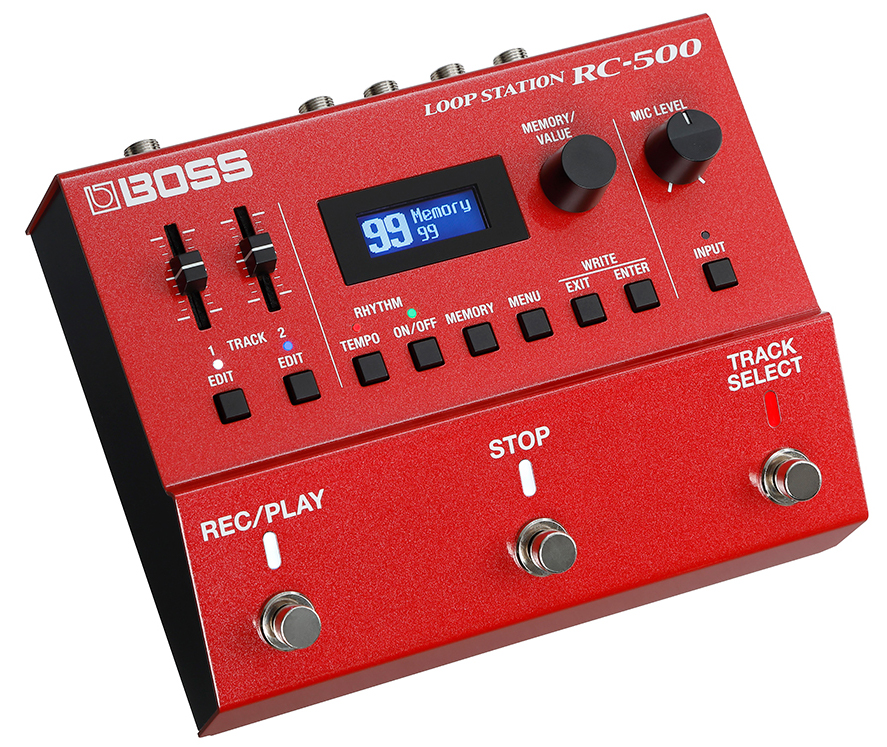 Boss RC 500