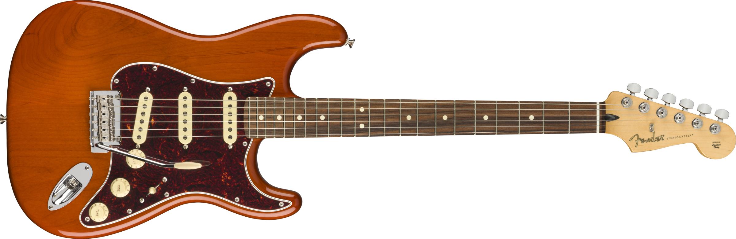 Fender Player Strat SSS PF Aged Natural