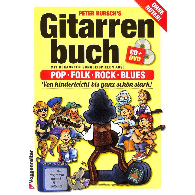 Bursch Gitarrenbuch 1