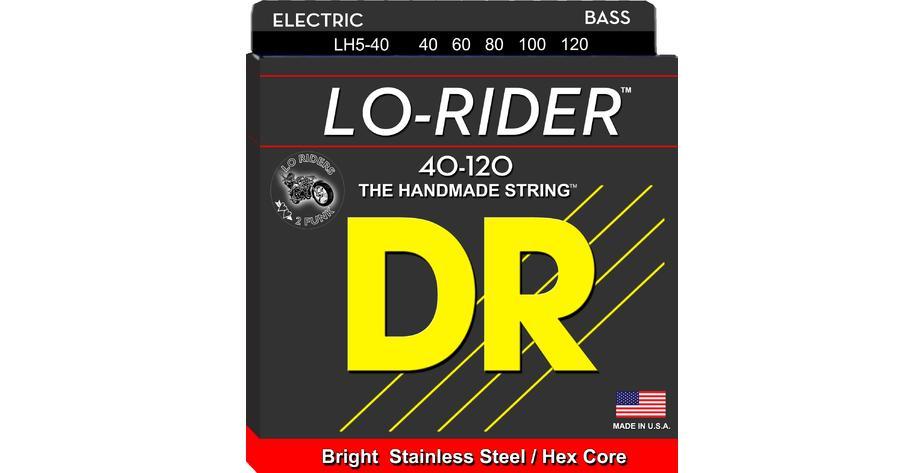 DR Bass Lo-Rider 040/120
