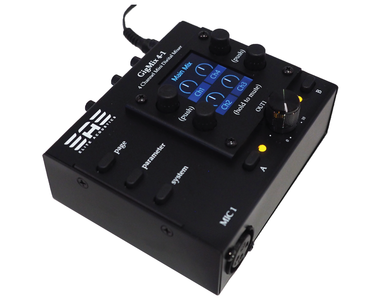 Elite Acoustics GigMix 4-1