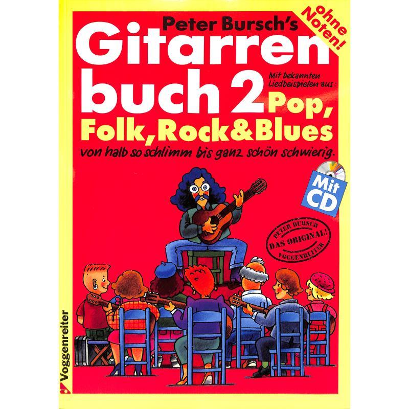Bursch Gitarrenbuch 2