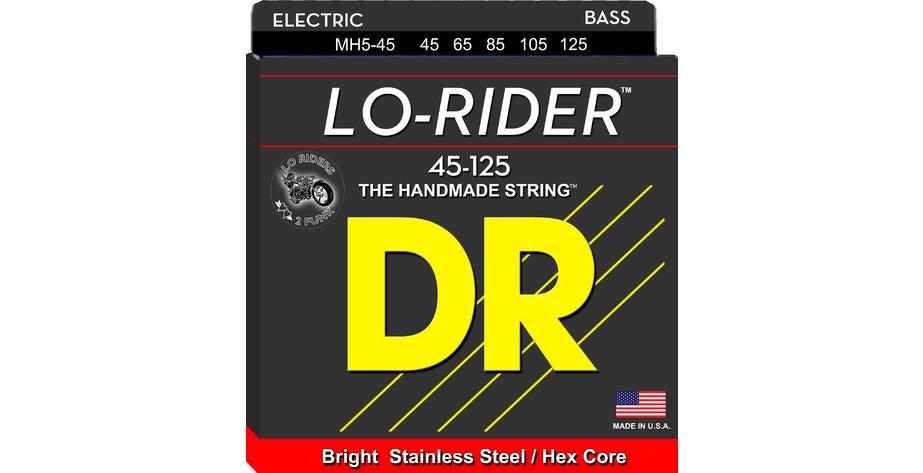 DR Bass Lo-Rider 045/125