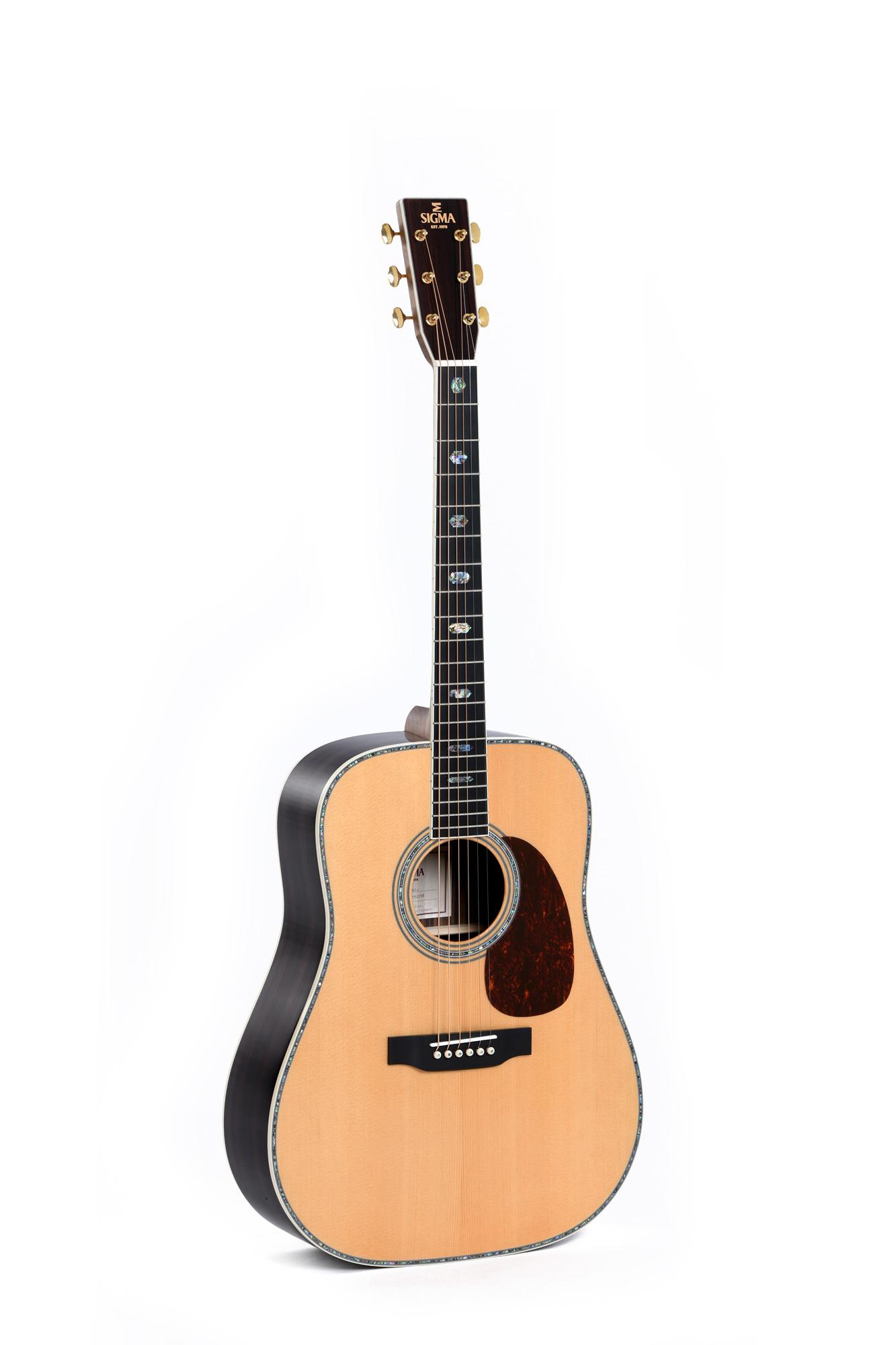 Sigma DT-41+ L.R. Baggs Anthem Pickup