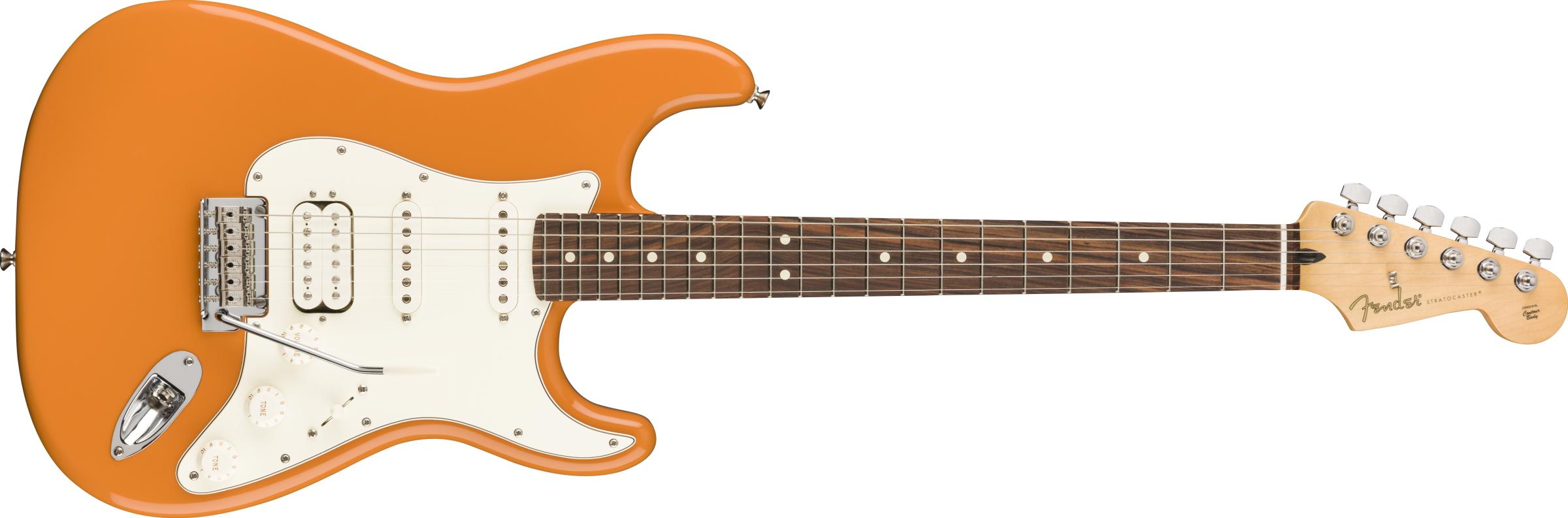 Fender Player Strat HSS PF Capri
