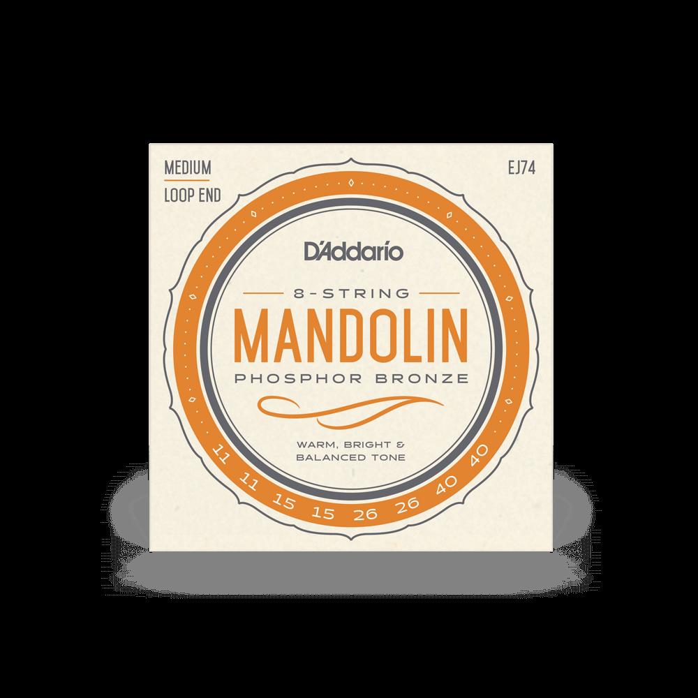Daddario EJ 74 Mandoline